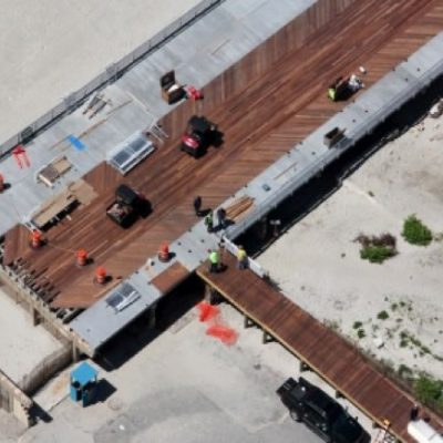 Long Beach Boardwalk Reconstruction