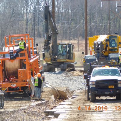 Norwood 115kV Transmission Line Replacement