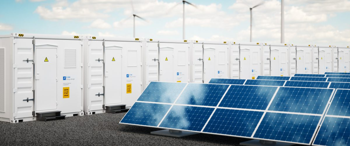 Battery Storage Facilities