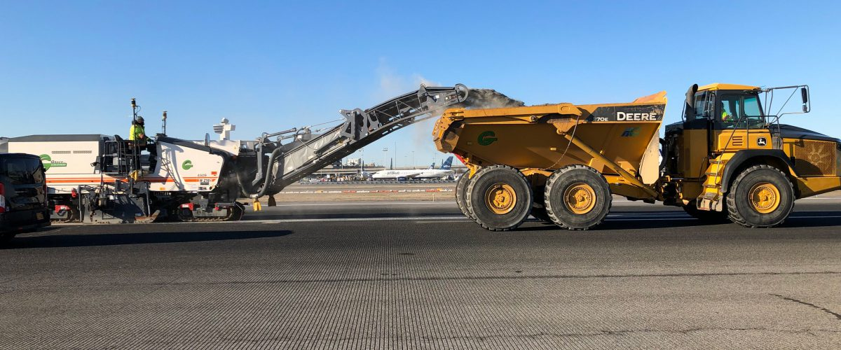 Highway & Airport Paving