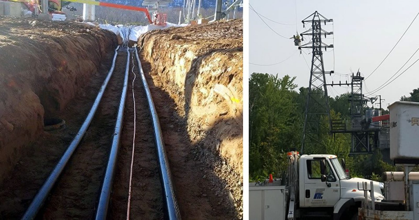 Haugland Group Overhead Vs Underground Power Lines