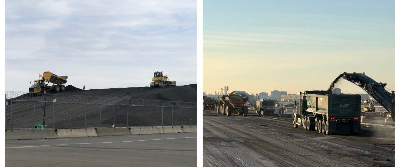 Rehabilitation of Runway 13L-31R and Associated Taxiways at JFK Airport