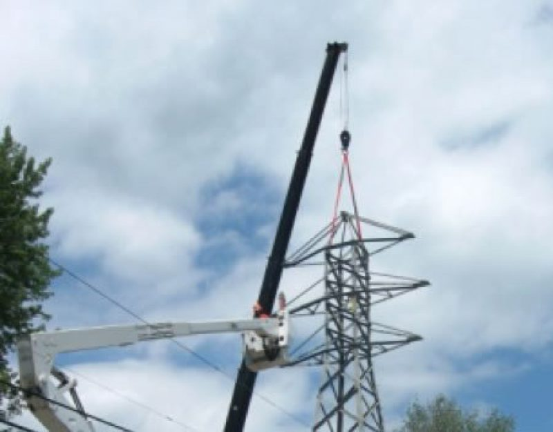 34.5kV Overhead Transmission Construction Rebuild Sections 48, 5A, 187 & 172