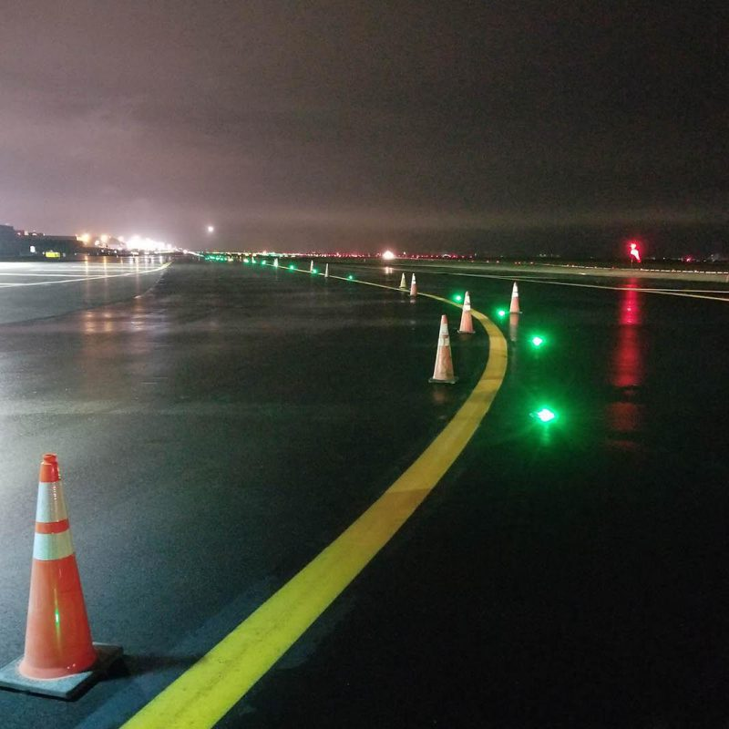 JFK Airport Rehabilitation of Taxiway Q, QG and Restricted Vehicle Service Road