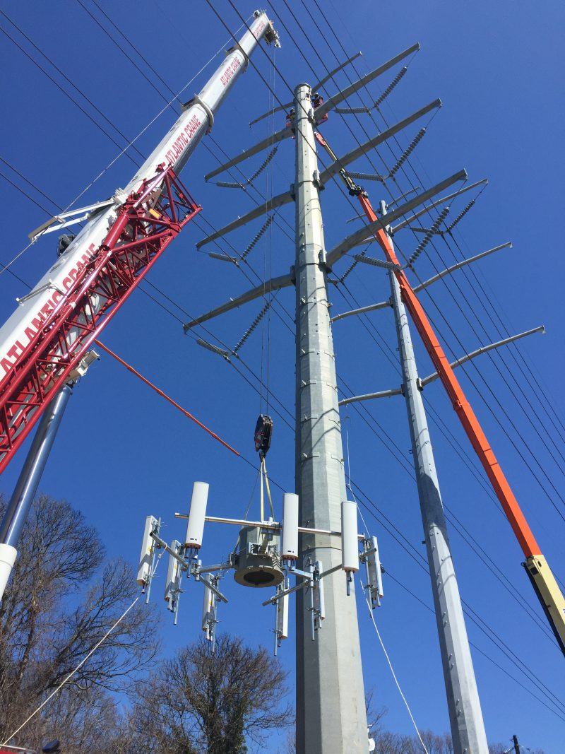 T-Mobile LI-13-506 Transmission Tower Replacement/Cell Site
