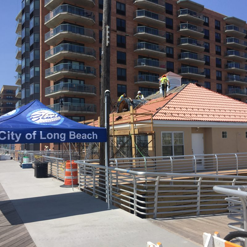 City of Long Beach Comfort Stations