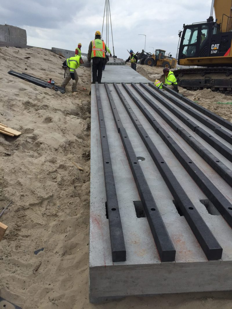 Rockaway Boardwalk Reconstruction
