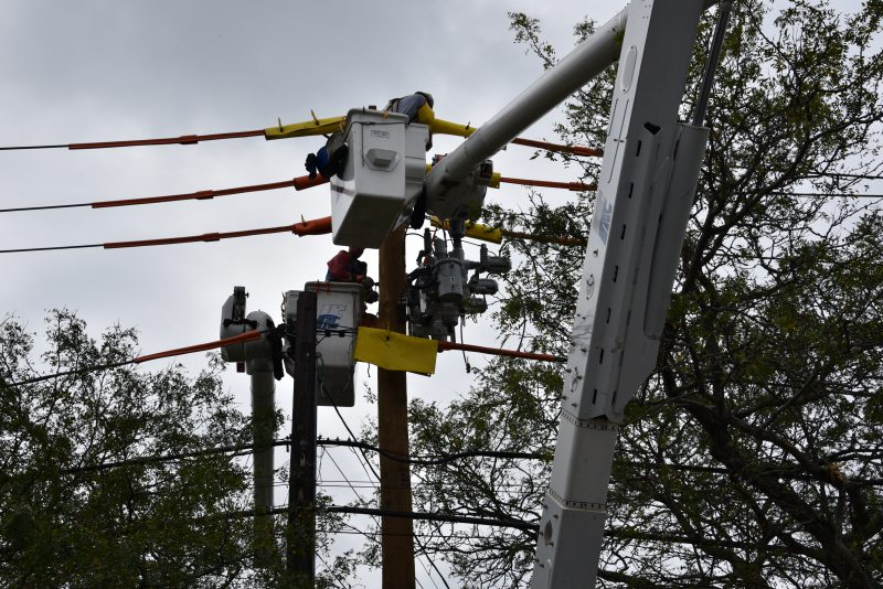 FEMA Long Island Electric Distribution Storm Hardening