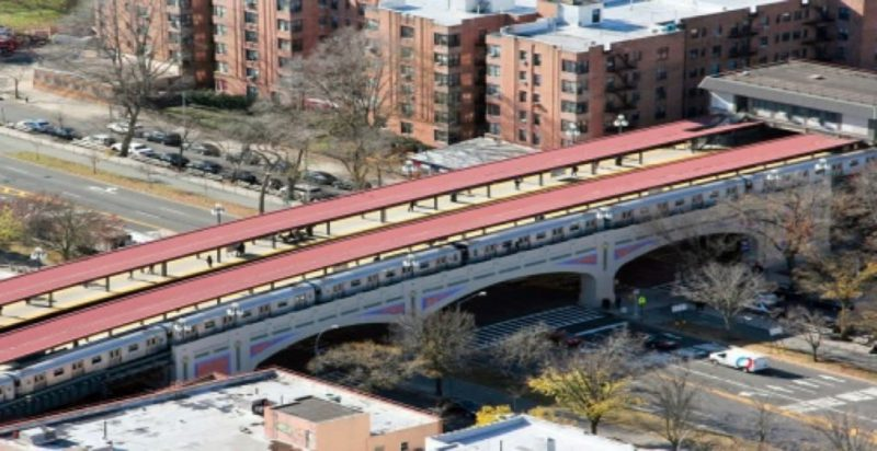 Ocean Parkway Viaduct Rehabilitation - Phase II Brighton Line (BMT)