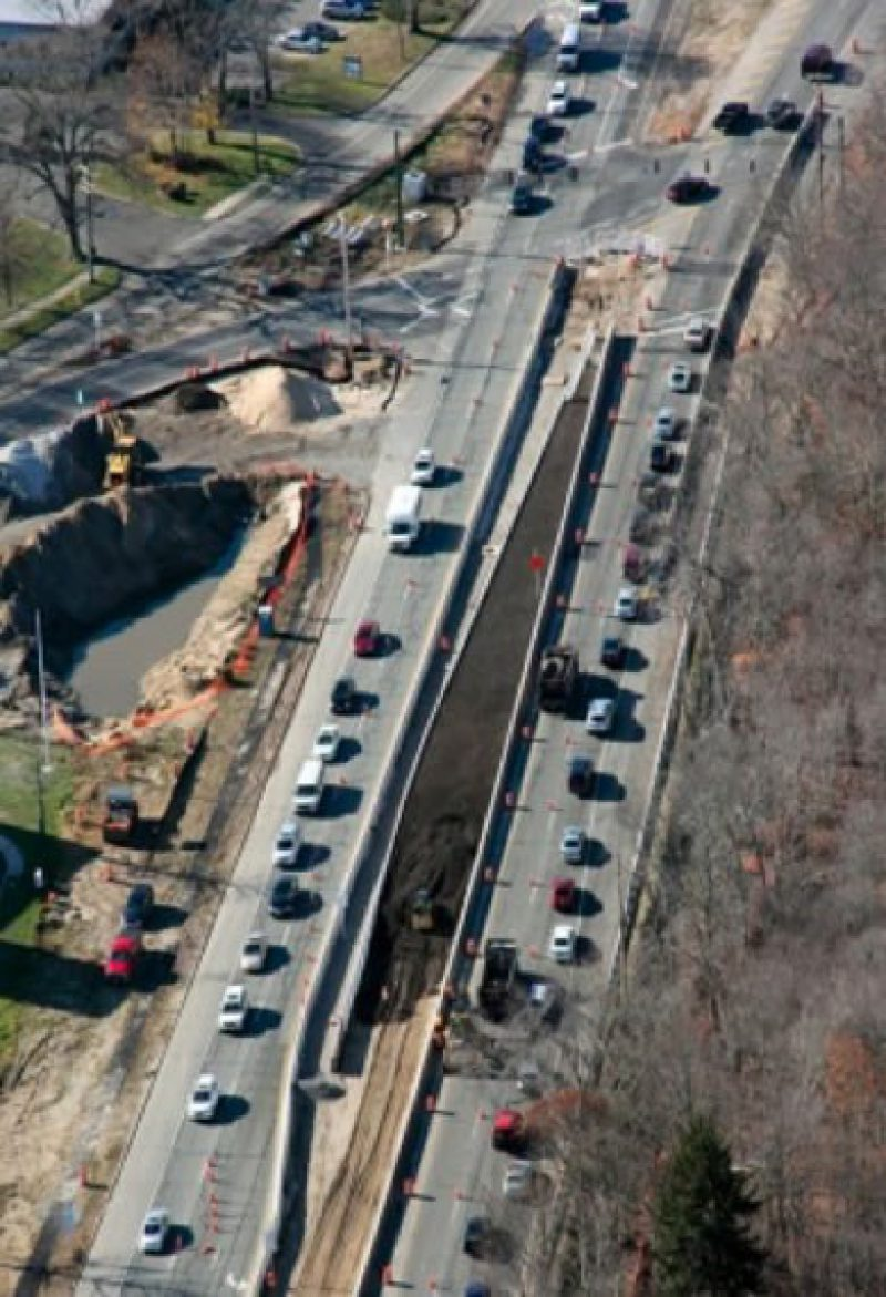 Route 347 Reconstruction