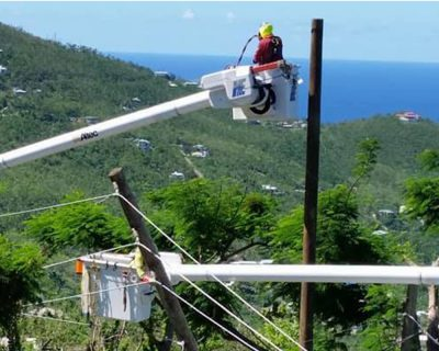 U.S. Virgin Islands Storm Restoration