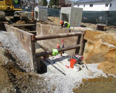 Design-Build: Route 347 Reconstruction Mount Pleasant Road to Terry Road