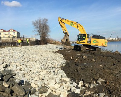 Westchester Creek Wetland Mitigation