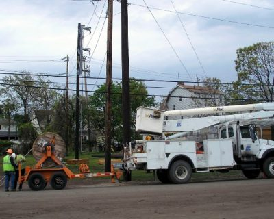 Far Rockaway Re-Route of 33 and 69kV Cable Circuits