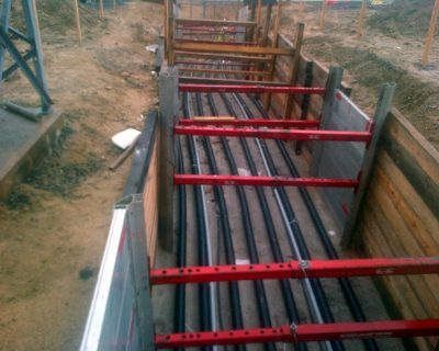 NSTAR – Bourne Substation Cable Installation