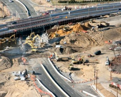 RT 110 Interchange Reconstruction and Widening
