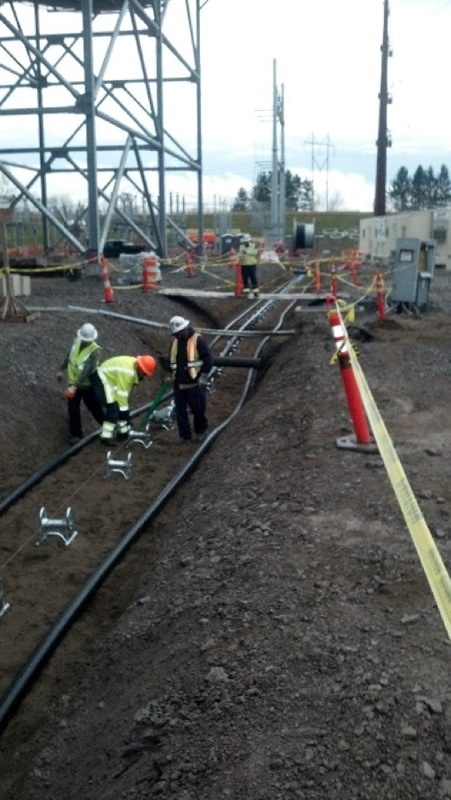 Dielectric 230kV Underground Cable and Terminations Moxie Liberty and Patriot Projects
