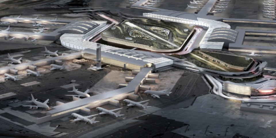 JFK International Airport May Get an Upgrade