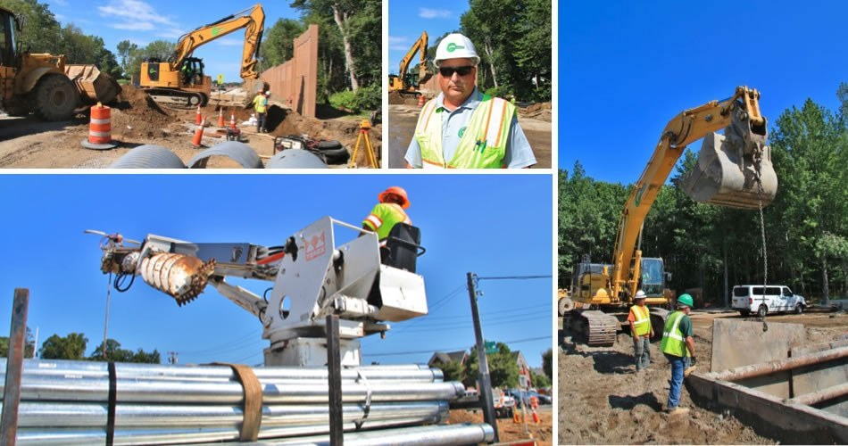 "LICA Goes ""On The Job"" With Grace Industries on a Highway Improvement Project"